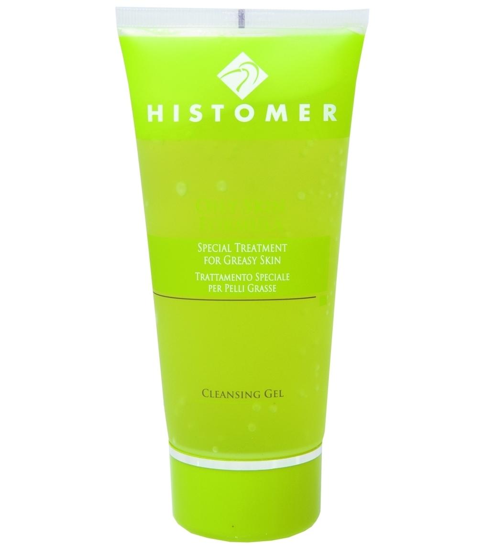 Histomer Гель Rinse-Off Cleansing Gel Очищающий для Жирной и Комбинированной Кожи, 200 мл недорого