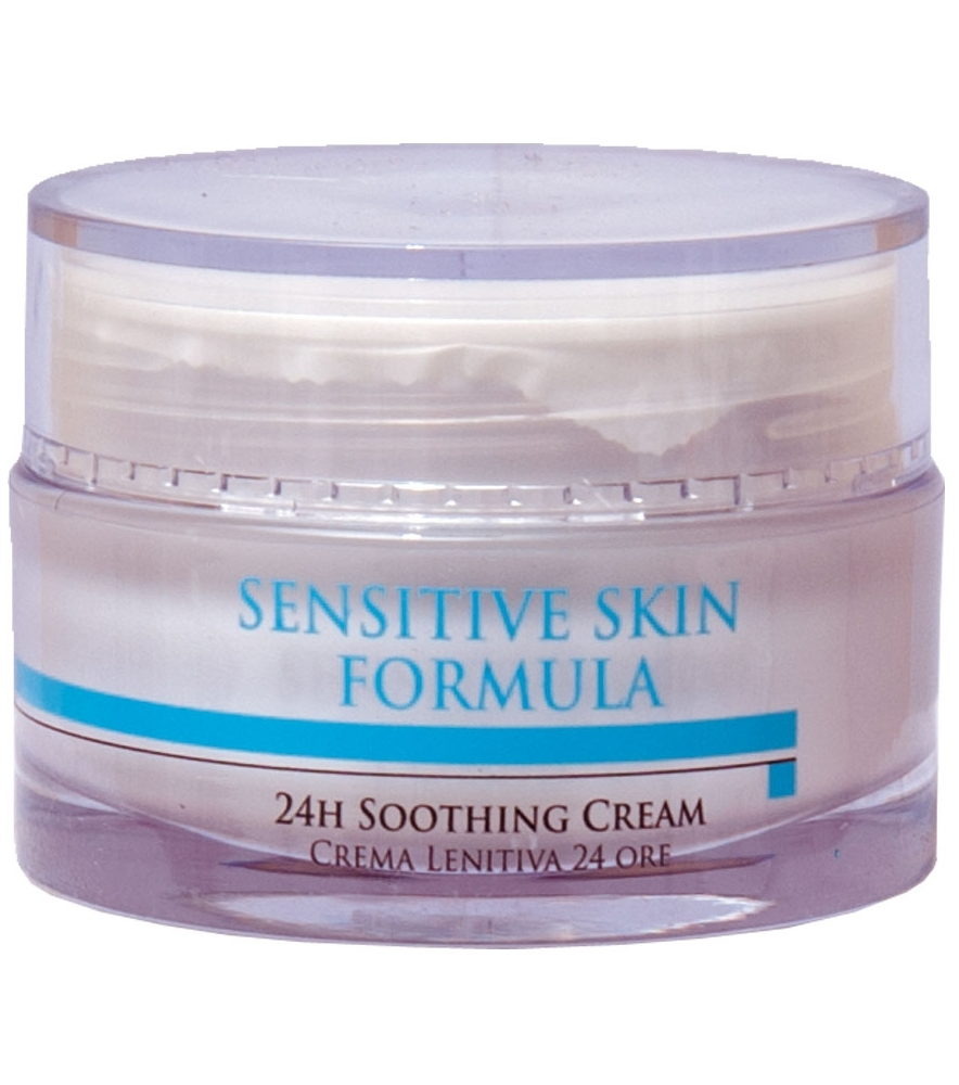 Histomer Крем успокаивающий для чувствитвительной кожи '24 часа' 24h Soothing Cream, 50 мл histomer увлажняющий и успокаивающий крем основной уход день ночь flogan cream 50 мл