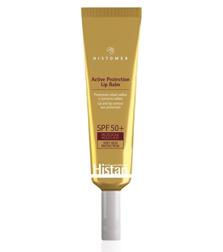 Histomer Солнцезащитный крем- бальзам для губ SPF 50+, 15 мл avene солнцезащитный крем spf 50 для чувствительных зон 15 мл
