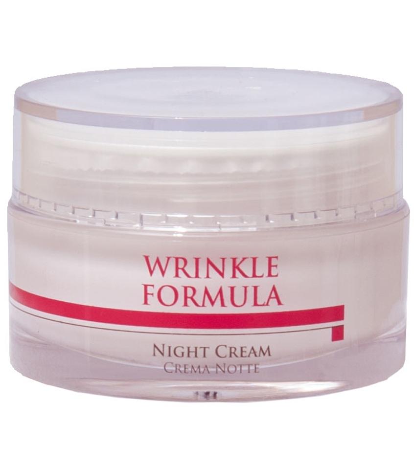 Histomer Ночной крем против морщин Wrinkle Night Cream , 50 мл histomer увлажняющий и успокаивающий крем основной уход день ночь flogan cream 50 мл