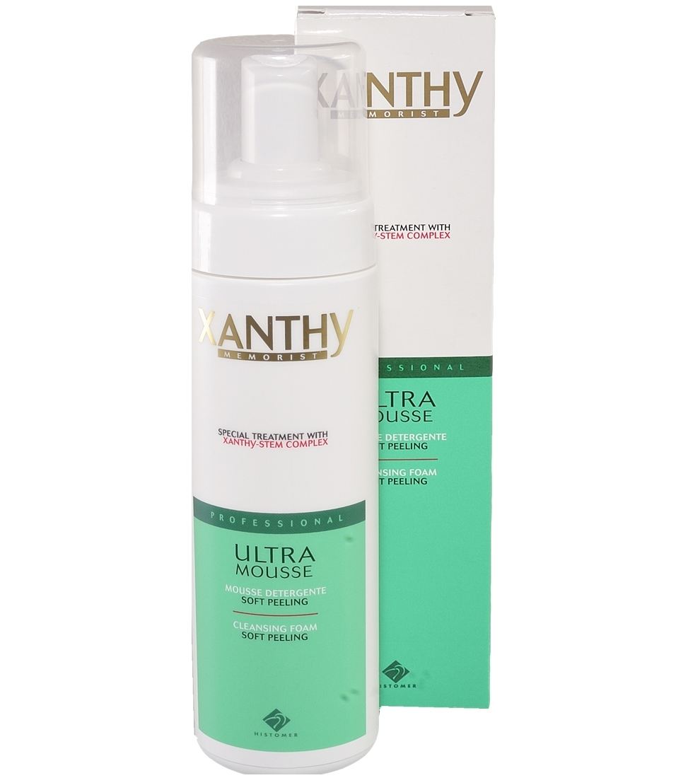 Histomer Очищающий мусс-активатор Xanthy Ultra Mousse, 200 мл