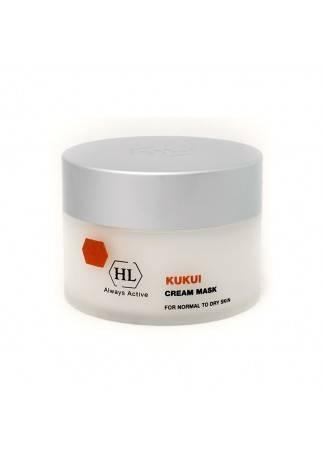все цены на Holy Land Kukui Cream Mask For Dry Skin Маска для Сухой Кожи, 250 мл онлайн