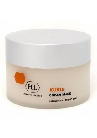 все цены на Holy Land Kukui Cream Mask For Oily Skin Маска для Жирной Кожи, 250 мл онлайн