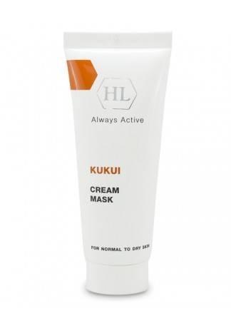 все цены на Holy Land Kukui Cream Mask For Oily Skin Маска для Жирной Кожи, 70 мл онлайн