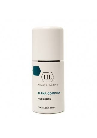 Фото - Holy Land Alpha Complex Face Lotion Лосьон для Лица, 125 мл holy land phytomide alcohol free face lotion безалкогольный лосьон для лица 250 мл