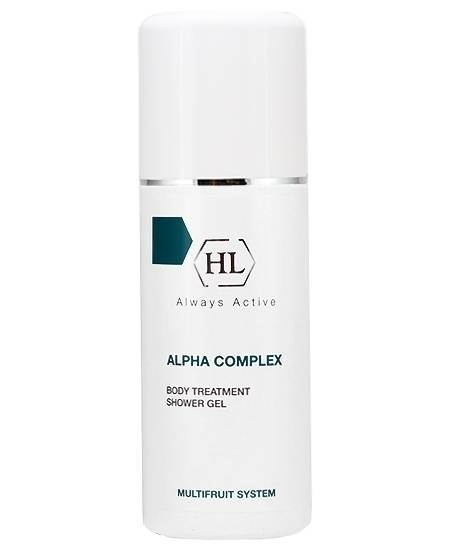 Holy Land Alpha Complex Shower Gel Гель для Душа, 250 мл пилинг holy land alpha complex купить