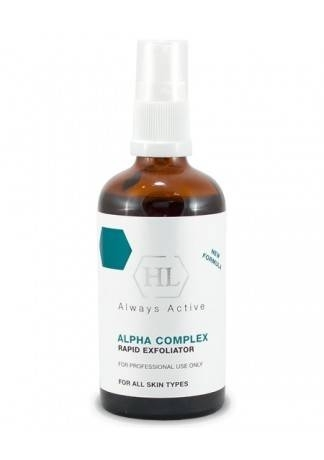 Holy Land Alpha Complex Rapid Exfoliator Химический Пилинг, 100 мл пилинг holy land alpha complex купить