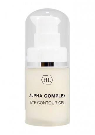 купить Holy Land Alpha Complex Eye Contour Gel Гель для Век, 15 мл по цене 2727 рублей