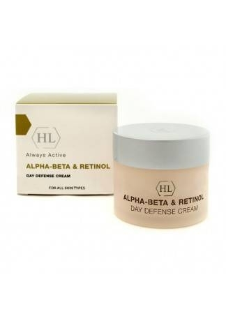Holy Land Alpha-Beta & Retinol (Abr) Day Defense Cream Spf 30 Дневной Защитный Крем, 50 мл holy land alpha beta