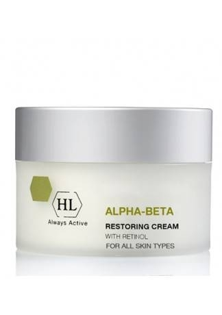 Holy Land Alpha-Beta & Retinol (Abr) Restoring Cream Восстанавливающий Крем, 250 мл holy land alpha beta