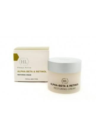 Holy Land Alpha-Beta & Retinol (Abr) Restoring Cream Восстанавливающий Крем, 50 мл holy land alpha beta