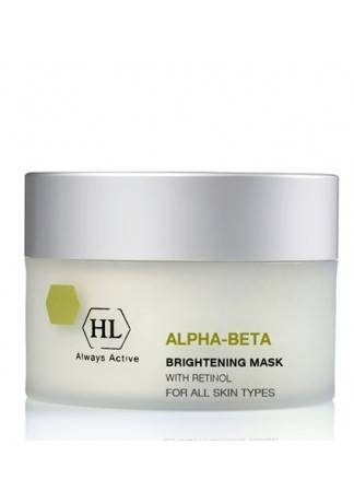 Holy Land Alpha-Beta & Retinol (Abr) Brightening Mask Осветляющая Маска, 250 мл holy land alpha beta