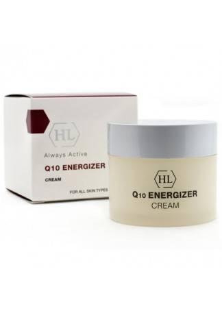 все цены на Holy Land Q10 Energizer Cream Крем Питательный и Увлажняющий, 250 мл онлайн