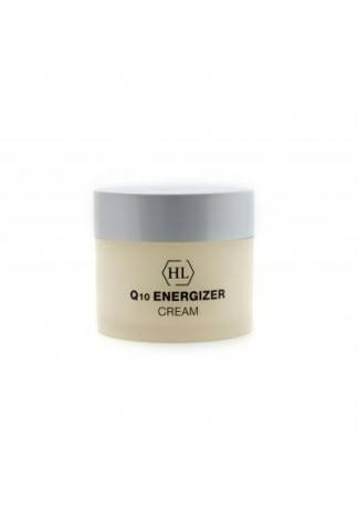 Holy Land Q10 Energizer Cream Крем Питательный и Увлажняющий, 50 мл маска для лица питательная holy land mask q10 coenzyme energizer 50 мл