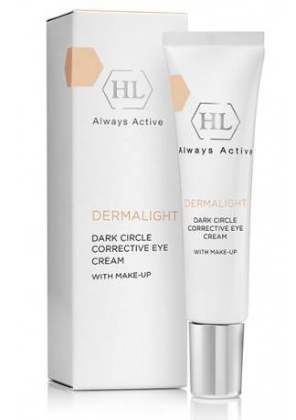 Holy Land Крем Dark Circle Corrective Eye Cream Make-Up Корректирующий с Тоном, 15 мл цена