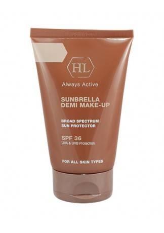 Holy Land Крем Sunbrella Spf 30 Demi Make-Up Солнцезащитный с Тоном, 125 мл