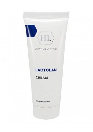 Holy Land Крем Lactolan Moist Cream For Oily Skin Увлажняющий  для Жирной Кожи Лица, 70 мл