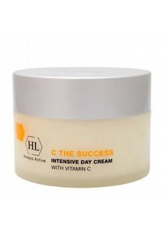 Holy Land C The Success Intensive Day Cream With Vitamin C Интенсивный Дневной Крем, 250 мл