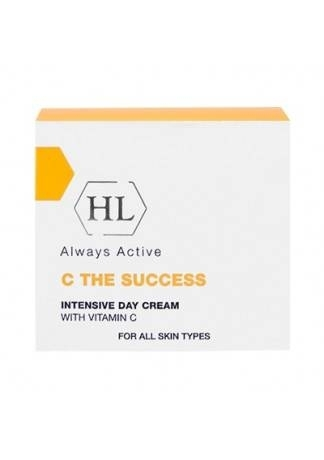 Holy Land C The Success Intensive Day Cream With Vitamin C Интенсивный Дневной Крем, 50 мл крем librederm vitamin e cream antioxidant for face 50 мл