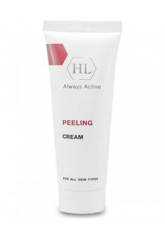 Holy Land Peeling Cream Крем-гоммаж для Всех Типов Кожи, 70 мл kora гоммаж деликатный с фитоэнзимами для всех типов кожи 100 мл