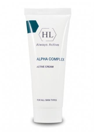 цены Holy Land Крем Alpha Complex Active Cream Активный, 70 мл
