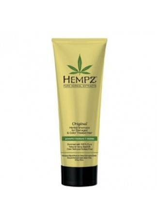 HEMPZ Кондиционер растительный Оригинальный для поврежденных окрашенных волос, 265 мл