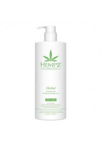 HEMPZ Кондиционер Растительный Укрепляющий Здоровые Волосы, 750 мл