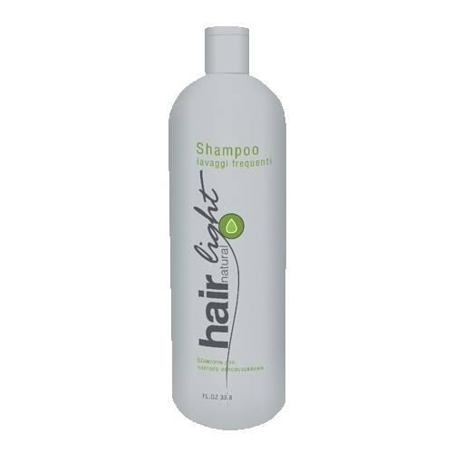 HAIR COMPANY Шампунь для Частого Использования Hair Natural Light Shampoo Lavaggi Frequenti, 1000 мл