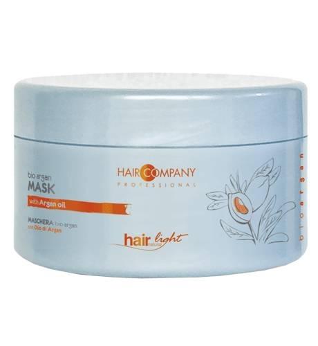 HAIR COMPANY Маска с био маслом Арганы BIO ARGAN Mask, 500 мл цены
