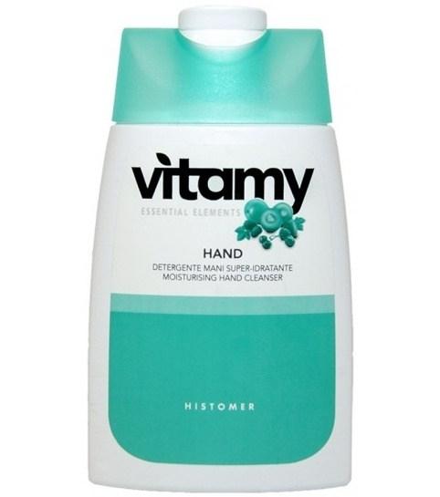 Histomer Гель для тела и рук очищающий Vitamy Hand, 200 мл