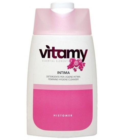 купить Histomer Гель для интимной гигиены Vitamy Intima, 200 мл дешево