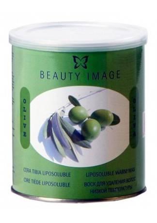 Beauty Image Теплый Воск с Маслом Оливы, 800мл beauty image теплый воск с маслом оливы 800мл