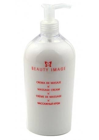 Beauty Image Массажный Крем для Тела, 500 мл beauty image массажный крем для тела 500 мл