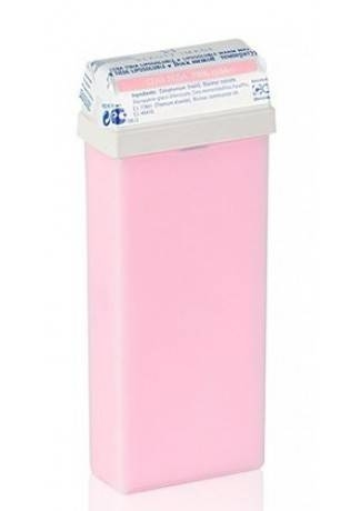 Beauty Image Воск для Тела Розовый с Розовым Маслом, 110мл beauty image воск для тела стальной с эвкалиптом 110мл