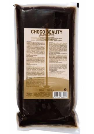Beauty Image Парафин косметический Молочный Шоколад, 500г воск beauty image парафин белый шоколад 500 гр
