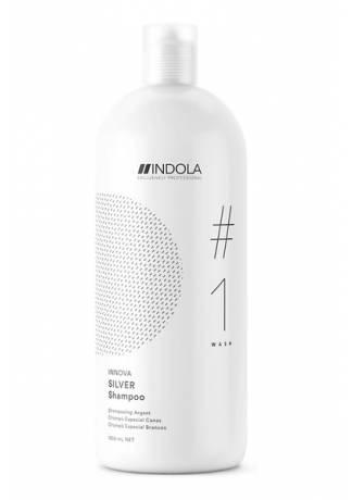 INDOLA PROFESSIONAL Нейтрализующий Шампунь для Волос с Содержанием Пурпурных Пигментов, 1500 мл нейтрализующий шампунь alter ego italy нейтрализующий шампунь