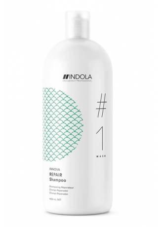купить INDOLA PROFESSIONAL Восстанавливающий Шампунь для Волос, 1500 мл онлайн