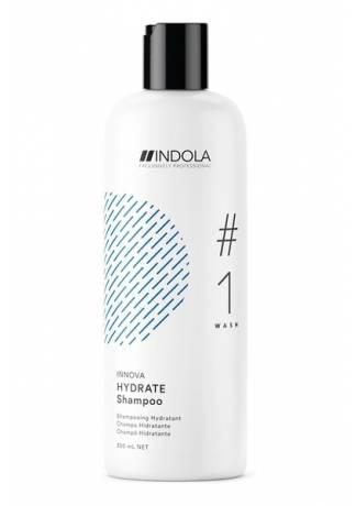 INDOLA PROFESSIONAL Увлажняющий Шампунь для Волос, 300 мл шампунь indola repair shampoo объем 300 мл