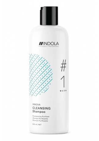купить INDOLA PROFESSIONAL Очищающий Шампунь для Волос, 300 мл онлайн