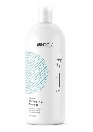 INDOLA PROFESSIONAL Очищающий Шампунь для Волос, 1500 мл