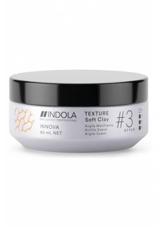 INDOLA PROFESSIONAL Текстурирующая Глина для Волос, 85 мл indola professional innova texture rough up крем воск для волос 85 мл