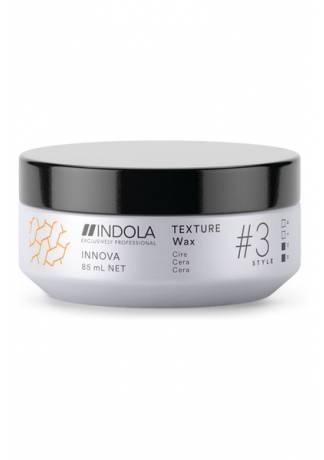 INDOLA PROFESSIONAL Текстурирующий Воск для Волос, 85 мл indola professional innova texture rough up крем воск для волос 85 мл