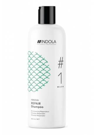 купить INDOLA PROFESSIONAL Восстанавливающий Шампунь для Волос, 300 мл онлайн