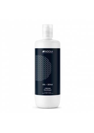 INDOLA PROFESSIONAL Крем-проявитель 9%, 1000 мл крем краска для волос indola color red