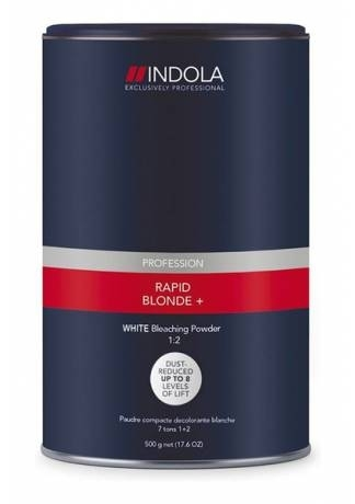 INDOLA PROFESSIONAL Обесцвечивающий Порошок RapidBlond WHITE, 450 гр