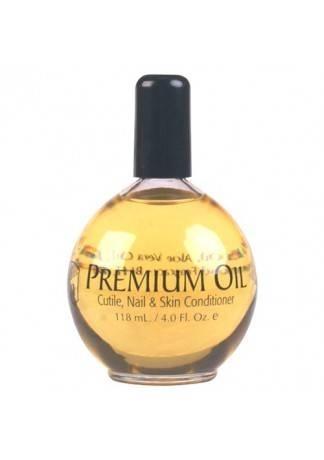 INM Масло для Кутикулы с Ароматом Миндаля, 120 мл inm масло для кутикулы с ароматом персика 15 мл