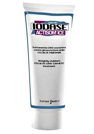 IODASE Крем для Тела Iodase Actisom ICE crema, 220 мл iodase крем для тела iodase actisom ice crema 220 мл