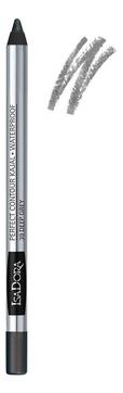 IsaDora Карандаш Perfect Contour Kajal Waterproof 39 для Век Водостойкий, 1,2г isadora карандаш perfect contour kajal 96 для век 1 2 г