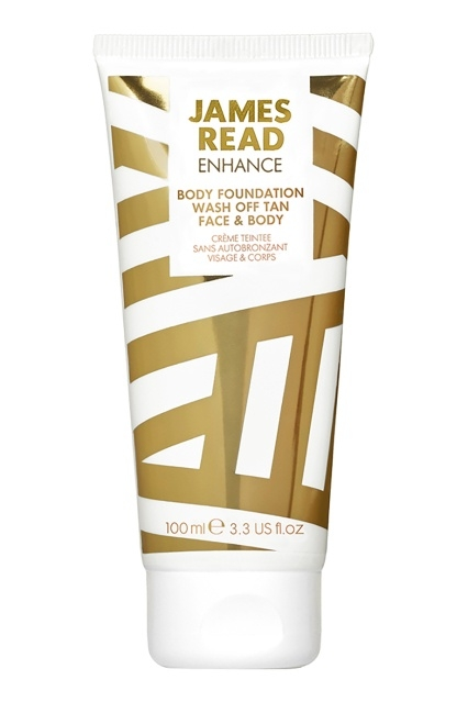 James Read Крем-Корректор с Эффектом Загара Body Foundation Wash Off Tan, 100 мл цена