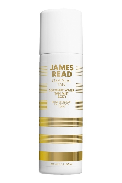 James Read Кокосовая Вода-Спрей с Эффектом Загара Coconut Water Tan Mist Body, 200 мл